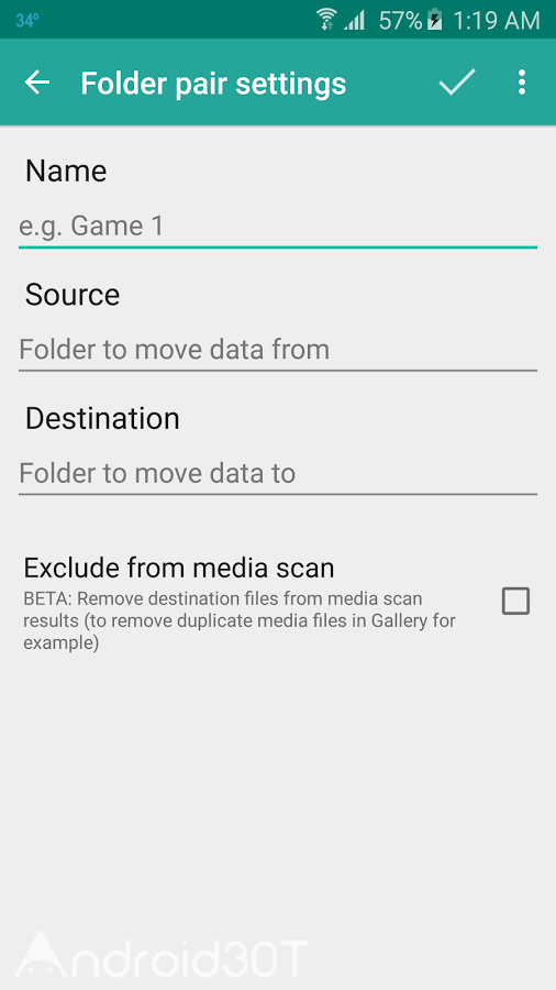 دانلود FolderMount Premium 2.9.12 – انتقال برنامه از حافظه به مموری اندروید